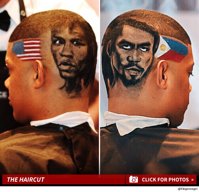 floyds haircut price mayweather pacquiao war on the dome front tmz 3326