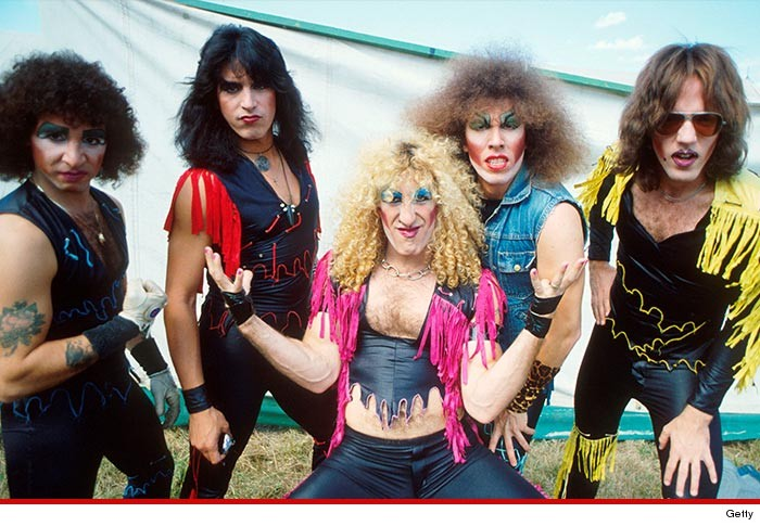 Twisted Sister We Wanna Rock One Last Time Done