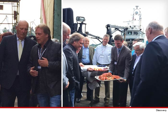 Deadliest Catch Star Sig Hansen -- The King Of Norway Has Crabs Because Of Me