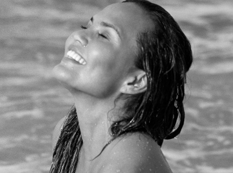 Chrissy Teigen Poses Naked With Husband John Legend on