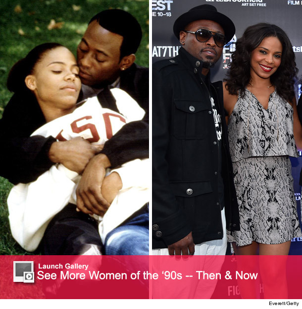 'Love And Basketball' Cast Reunites To Celebrate Film's