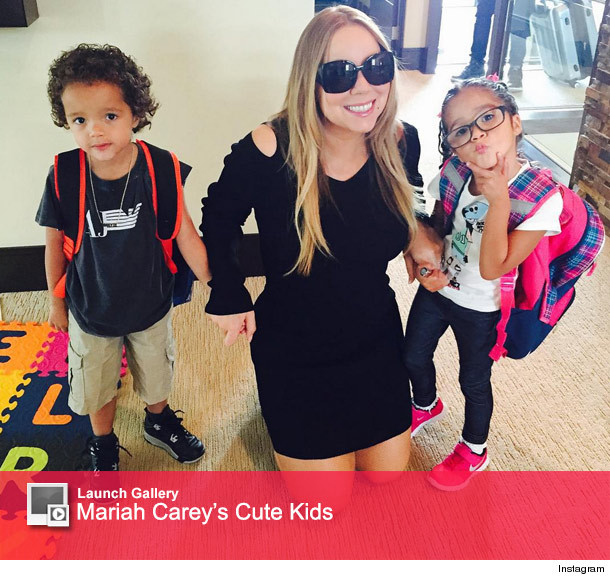 Nick Cannon And Mariah Carey Twins Now | www.pixshark.com ...