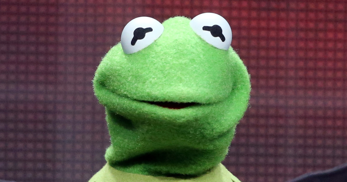 Critics express outrage about Kermit s new girlfriend because why not