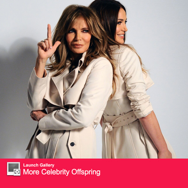 Jaclyn Smith 69 Stuns In Kmart Campaign With Daughter Spencer