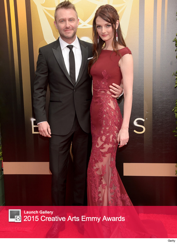 Chris Hardwick and Lydia Hearst Are Engaged See Her Gorgeous Ring