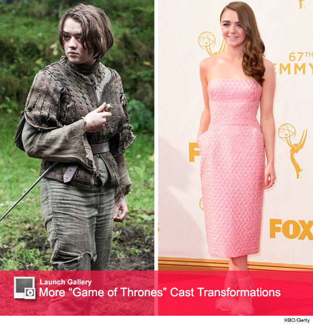 "The Women Of ""Game Of Thrones"" Transform For 2015 Emmy Awards"