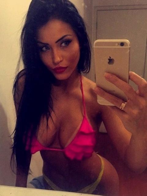 Instagram's Claudia Alende -- Brazil's Sexy Megan Fox