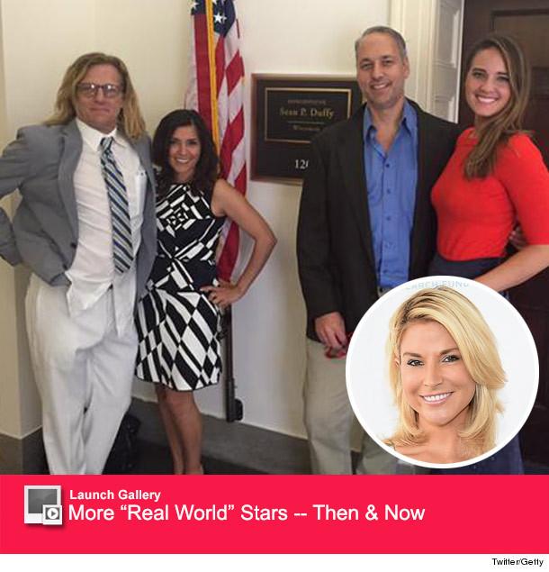 Real World Stars Reunite To Honor Diem Brown See Puck Rachel