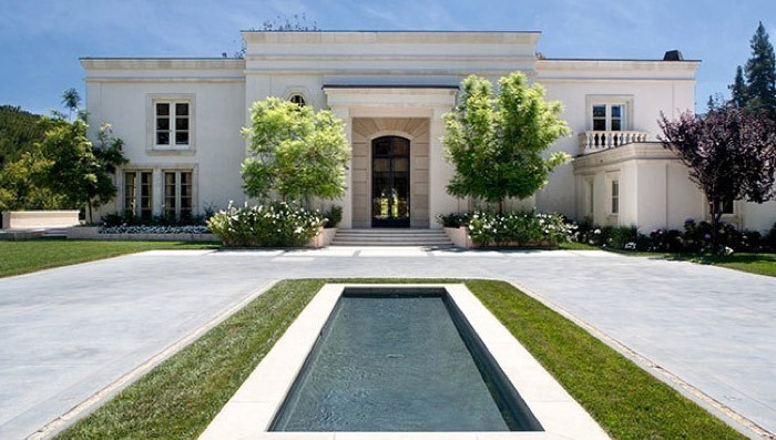 20 Pictures Of Beyonce And Jay Z S New California House