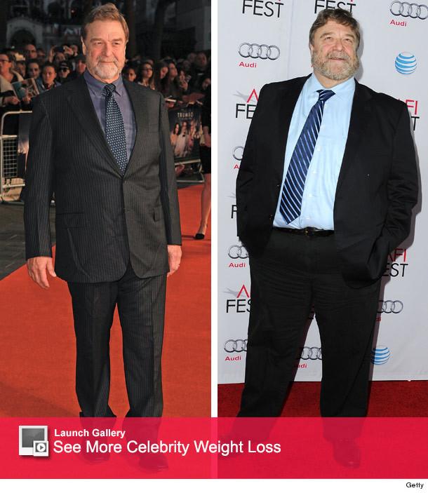 John Goodman Shows Off Dramatic Weight Loss At Quot Trumbo