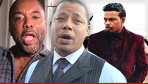 Lee Daniels and Terrence Howard -- 'Empire' Lawsuit is Bogus ... You're No Lucious Lyon!