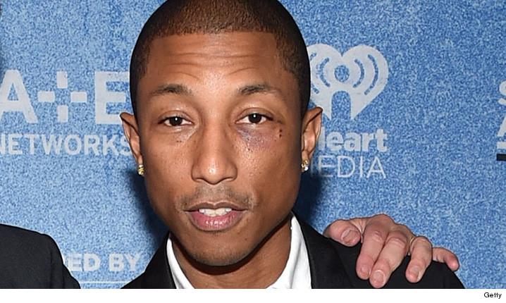 Pharrell Williams: Jay Didn't Give Me the Black Eye ... I ...