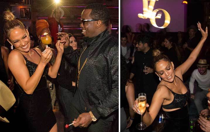 jennifer lopez and diddy relationship