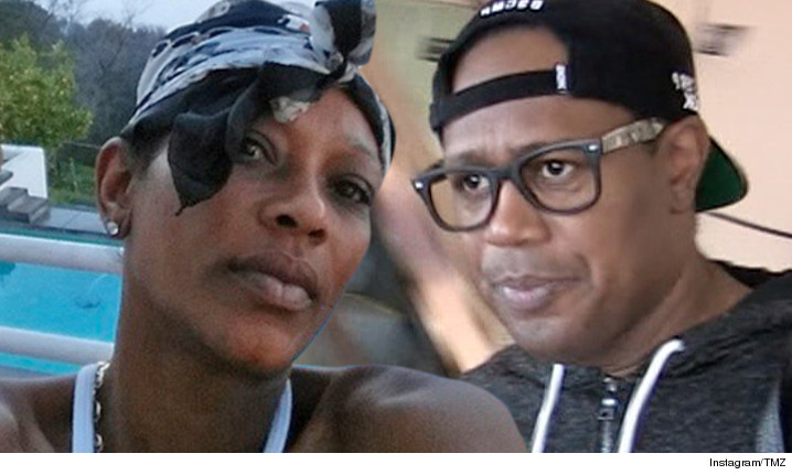 Master P: Battle Over Kids Getting Abusive ... Estranged ...