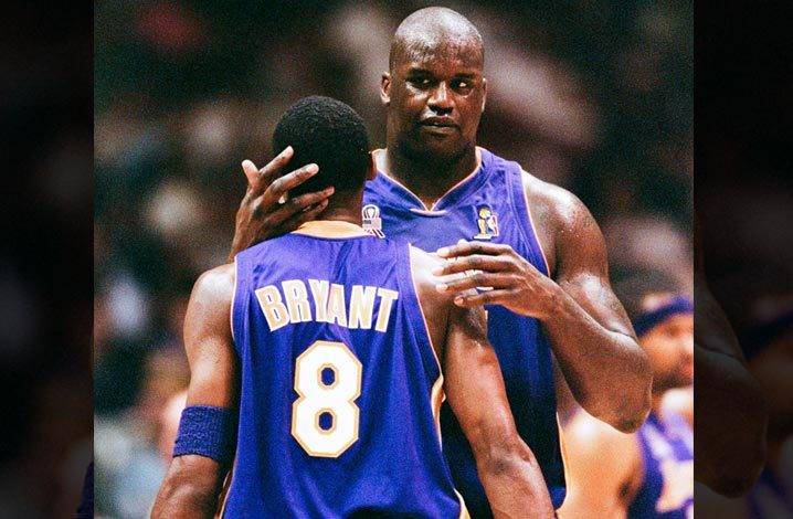 shaq and biggie relationship with lil
