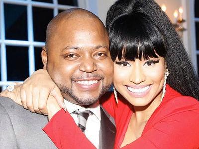 Nicki Minaj's Brother -- Charged with Rape