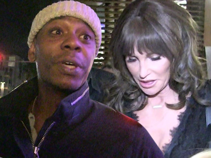 Nice Who is dave chappelle asian wife