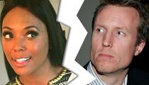 'The Talk' Host Aisha Tyler -- Long Separation Ends ... Husband Files For Divorce
