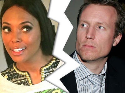 'The Talk' Host Aisha Tyler -- Long Separation Ends ... Husband Files For Divorce