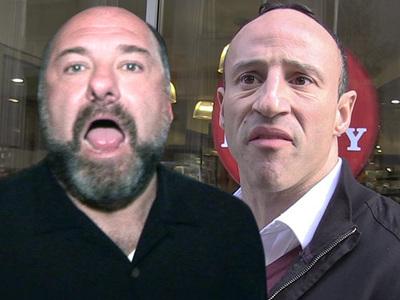 James Gandolfini -- Rolex Theft a Total 'Sopranos' Deja Vu