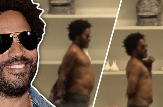 Look for lenny kravitz nude pictures