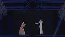 Whitney Houston -- Hologram Duet with Christina Aguilera Leaks!! Update: 'Voice' Gig Canceled (PHOTOS)