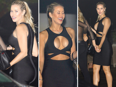 Playboy Playmate Kennedy Summers -- Another Fishy Night (PHOTOS)