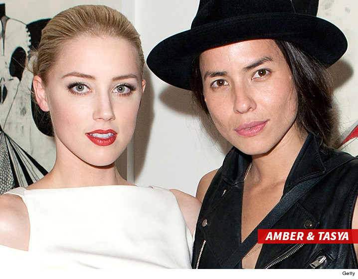 Amber Heard Arrested For Domestic Violence Against ...