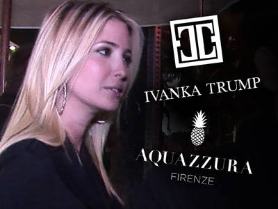 Ivanka Trump Sued -- Shoe Competitor Wants Her Kicked to Curb (PHOTO GALLERY)