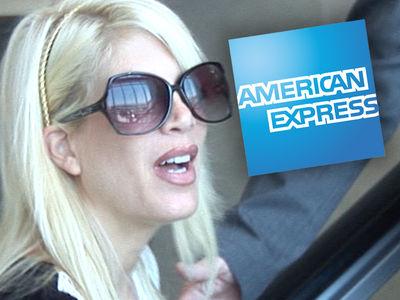 Tori Spelling vs AMEX -- She Got FICO'd Up ... Suffers $39k Defeat