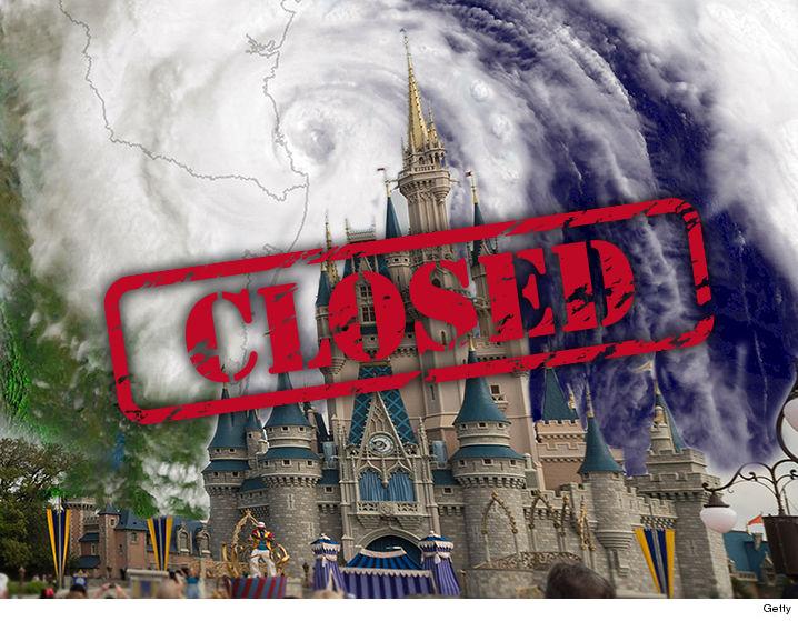 Disney World Hurricane Matthew Wins We Re Closing
