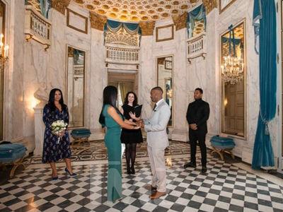 Ray J & Princess Love Renew Their Vows (PHOTOS)