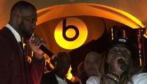Lil Wayne Beats Birdman's Cash Money Party With LeBron's Help (VIDEO)