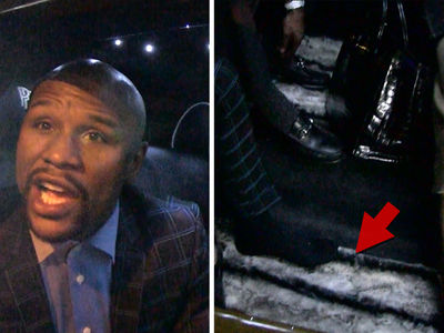 Floyd Mayweather Says Don't Bring Up The 'C' Word On His Birthday (VIDEO)