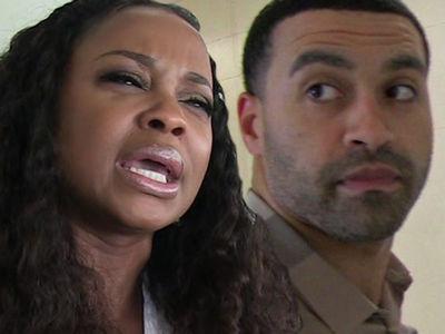 Phaedra Parks & Apollo Nida's Divorce Judgment Tossed by Judge