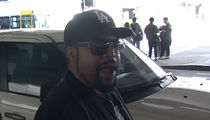 Ice Cube says It Was a Bad Day When Goodyear Deflated Its Blimps (VIDEO)