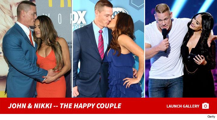 John Cena PROPOSES At WrestleMania ... Nikki Bella Says ...