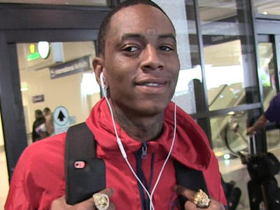 Soulja Boy Cuts Deal in Assault Weapons Case ... Can't Touch A Toy Gun
