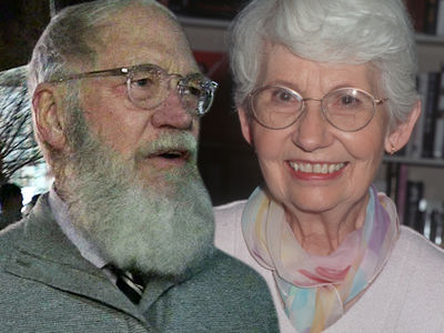 David Letterman's Mom Dead at 95
