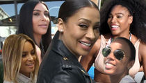 La La Anthony Shows Off Extreme Post Breakup Hotness At ...