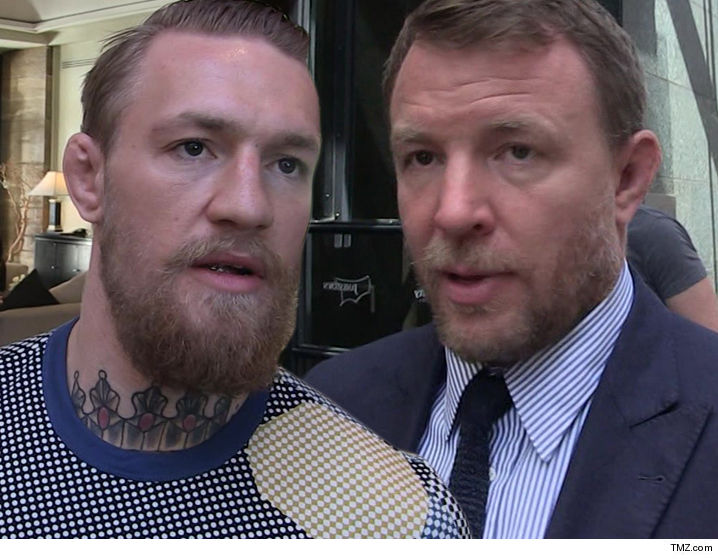 Conor McGregor Turned Down Guy Ritchie For 'King Arthur ...