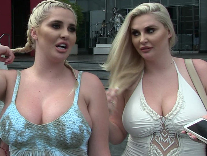 The Shannon Twins Nude 63