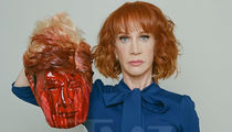 Kathy Griffin's Gory Photo of Decapitated Trump Focus of Secret Service Investigation