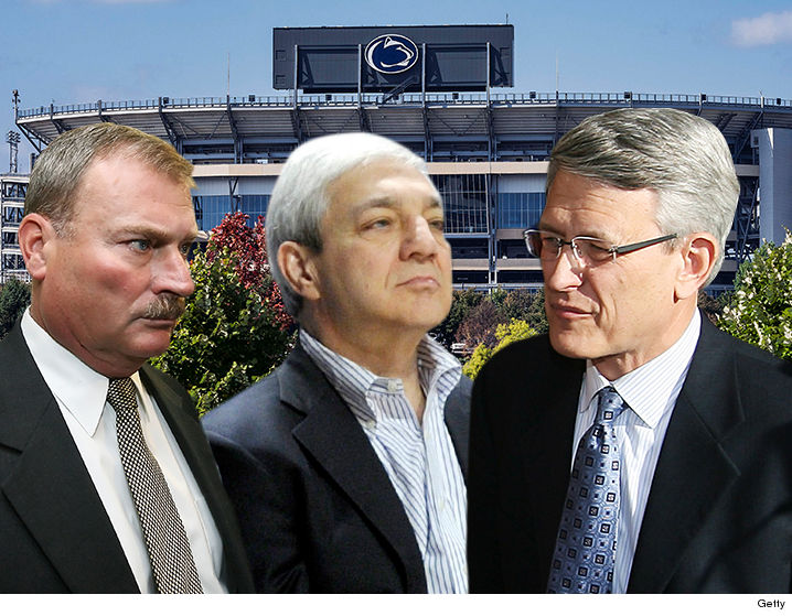 Ex-PSU leaders get prison in Sandusky sex abuse case