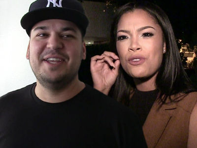 Rob Kardashian's Fake Girlfriend Planted Story For Fame (PHOTOS)