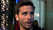 Scott Disick's in Party Mode Again, No Sign of Slowing Down
