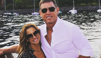 Troy Aikman Engaged, Proposes to Girlfriend On European Vacation! (PHOTOS)