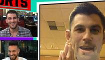 UFC's Dominick Cruz 'Praying' for Rematch with Cody Garbrandt (VIDEO)