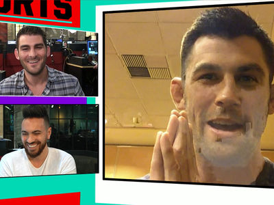 UFC's Dominick Cruz 'Praying' for Rematch with Cody Garbrandt (VIDEO)