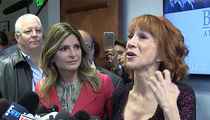 Kathy Griffin Lashes Out at Trump Family for Bullying Her (VIDEOS)